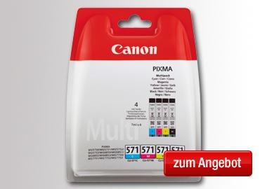 Canon Tintenpatrone CLI 571