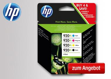 HP Tintenpatrone 920XL farbig