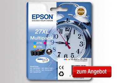 Epson Tintenpatrone 27XL