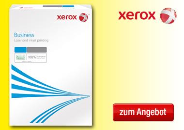 Xerox Kopierpapier Business DIN A4