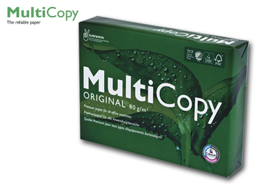 Multicopy the Reliable Paper Kopierpapier
