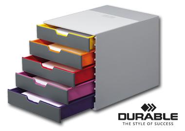 DURABLE Schubladenbox VARICOLOR ®