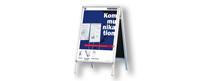 Franken Kundenstopper Standard DIN A1