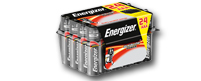 Energizer® Batterie Alkaline Power Micro/AAA
