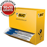 BIC® Einwegkugelschreiber Cristal