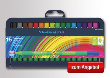 Schneider Fasermaler Link-It