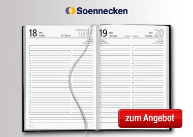 Soennecken Buchkalender DIN A5