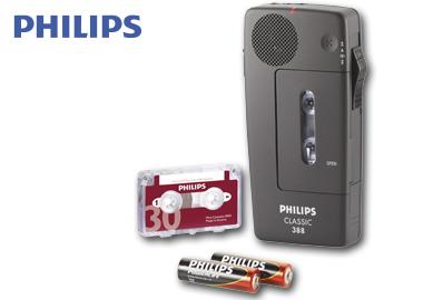 Philips Diktiergerät Pocket Memo 388 Classic