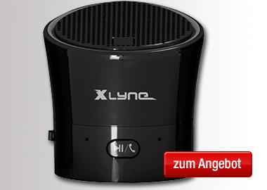 Xlyne Bluetooth Lautsprecher XBS125