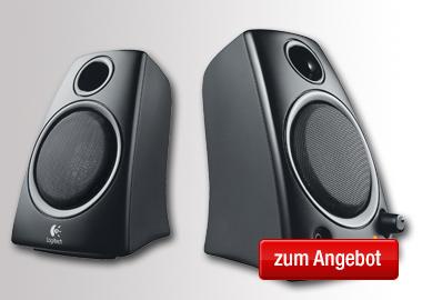 Logitech Lautsprecher Z130
