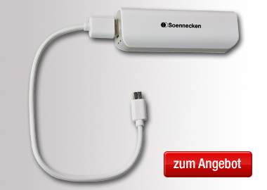 Soennecken Smartphone Power Bank