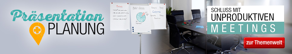 Themenwelt Präsentation & Planung