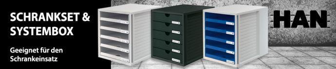 HAN Schranksets & Systemboxen