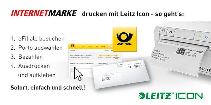 Leitz Icon Internetmarke