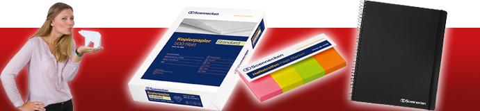 Banner Warengruppe Papiere & Blöcke