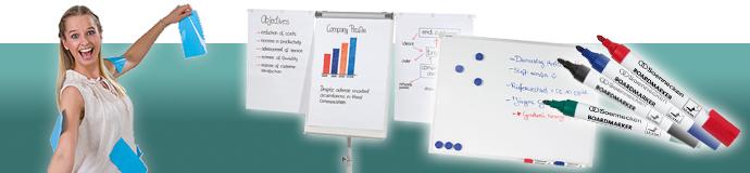 Warengruppe Präsentation & Planung