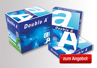 Double A Multifunktionspapier