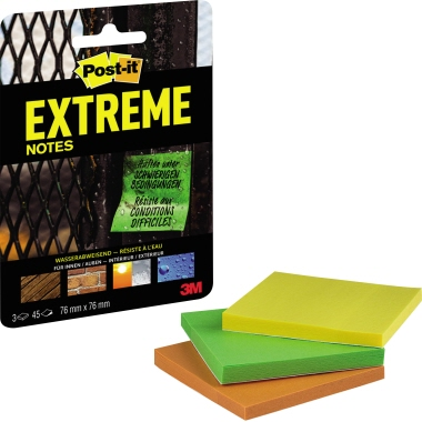 Post-it® Haftnotiz Extreme Notes