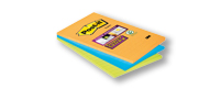 Post-it® Haftnotiz Super Sticky Notes liniert 101 x 152 mm (B x H)