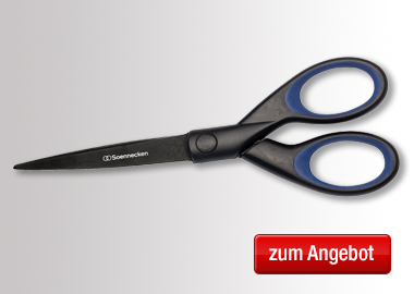 Soennecken Universalschere Non-Stick