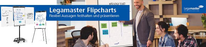 Legamaster Flipcharts