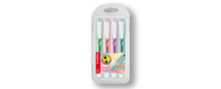 STABILO® Textmarker swing® cool Pastel 4 St./Pack.