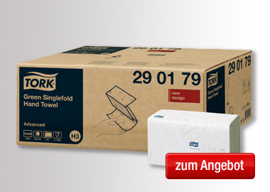 Tork Papierhandtuch Advanced 2-lagig