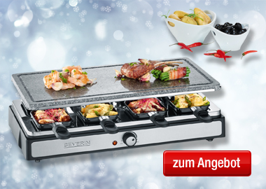 SEVERIN Raclette Grill RG 2346
