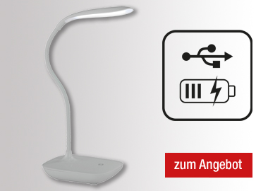 Action Tischleuchte COLLO LED dimmbar