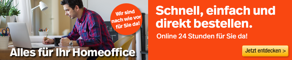 Alles fürs Home Office