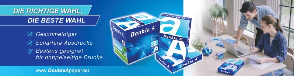 Double A Multifunktionspapier