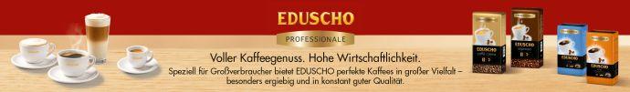 EDUSCHO Voller Kaffeegenuss