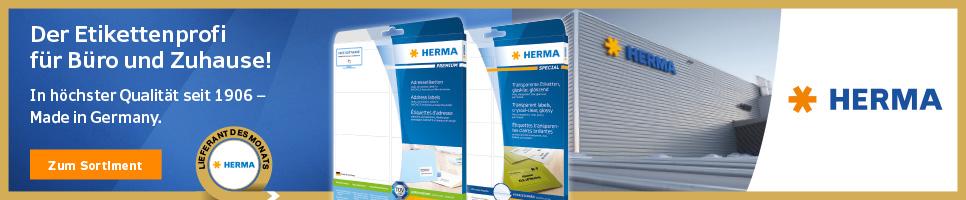Herma Lieferant des Monats