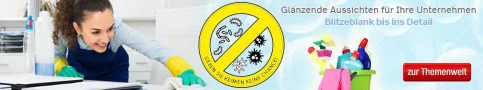 Themenwelt Hygiene & Reinigung