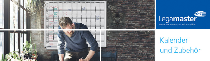 Legamaster Kalender & Zubehör