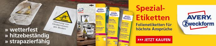Avery Zweckform Spezial-Etiketten