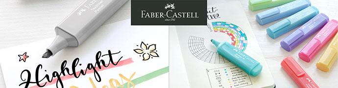 Faber-Castell Textliner Pastell