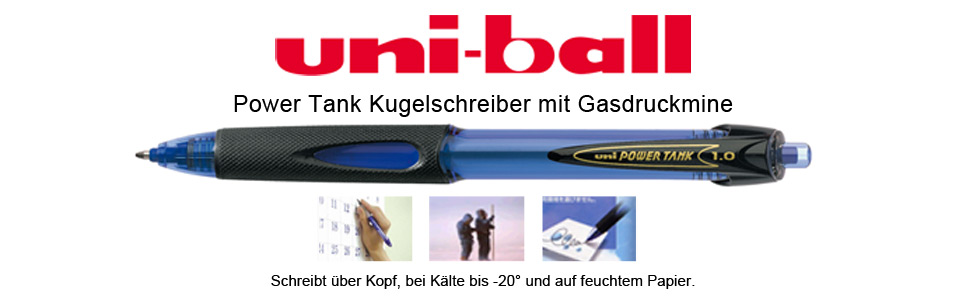 uni-ball Geltintenroller UB POWER TANK SN-220